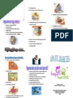 Leaflet Diabetes Melitus 01
