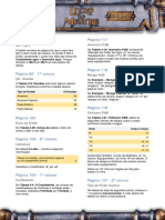D&D 3E - Livro Do Mestre 3.5 - Errata