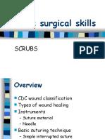 basic surgical skill