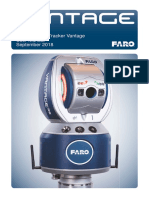08m81e00 - FARO LaserTracker Vantage-Final Edition - September 2018.pdf