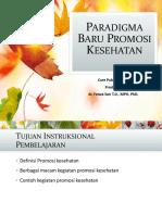 2017_ISP_Sesi_7_FSTD_Paradigma_Baru_Promosi_Kesehatan