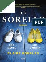 Le Sorelle Claire Douglas