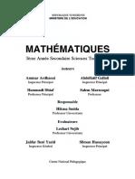 Programme Maths Tunisien
