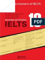 ZIM - Reading Keywords IELTS 13