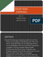 ASKEP ANAK HISPRUNG.pptx