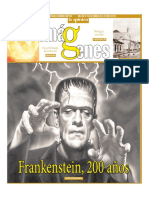 Jaime Ricardo Reyes-Frankenstein 200 Años. Imágenes 28 Octubre
