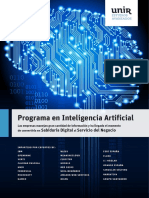 Curso Inteligencia Artificial CEA PER4