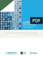 Prevenção do Câncer ao alcance de todos