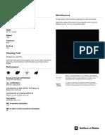 Option 2-Owens Corning FR 701-2100 Data Sheet