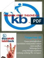 PROGRAM KB DI INDONESIA.pptx