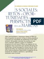 Redes Sociales Retos y Oportunidades Desde Las Perspectivas de Las Marcas