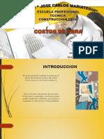 Monografia de Costos de Obra