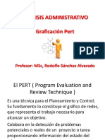 El PERT ( Program Evaluation and Review Technique ).ppt