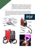La soldadura TIG o soldadura GTAW se caracteriza por el empleo de un electrodo permanente de tungsteno.docx