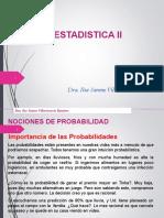 Estadistica II - Unsa