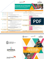 Programa SIPINNA
