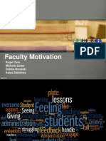 Faculty Motivation PowerPoint 21