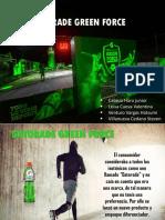 Gatorade Green Force