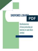 Sindromes Lobares [Modo de Compatibilidad]
