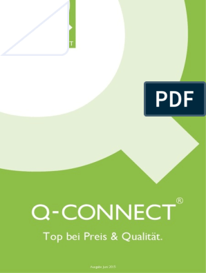 10x Q-Connect Dreiecktasche transparent 7,5x7,5 dokumentenecht Ordner Tasche