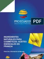 INGREDIENTES NATURALES PARA COSMÉTICOS_ ACEITES ESENCIALES EN FRANCIA. Parte Uno_ Información de Mercado.pdf