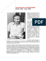 Carlos Malpica Silva Santisteban