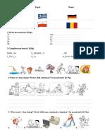 Test Paper cl IV unit 1 2.doc