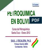 Petroquimica en Bolivia