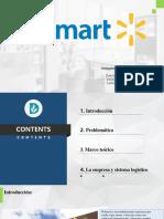 Planificacion Estrategica Walmart