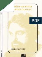 Yıldız Ecevit - Oğuz Atay'Da Aydın Olgusu - Ara Yay-1989