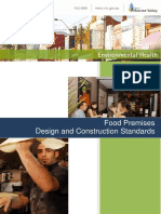 104081 Food Premises Design and Construction Standards Plain