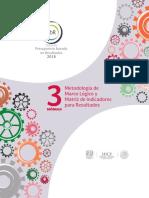 Metodología de Marco Lógico y Matriz de Indicadores para Resultados.pdf