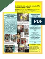 Doongalik Studios October 2010 Art Newsletter