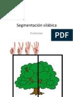 Segmentación silábica