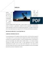 Barril de Petroleo