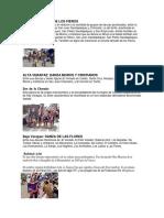Danzas de Los 22 Departamentos de Guate