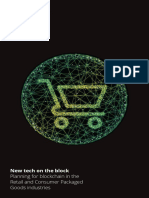 Deloitte Uk Blockchain in Retail and Cpg