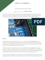 Arduino Tutorials - The AREF Pin