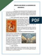 HEREJIAS CRISTOLÓGICAS