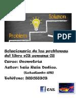 Solucionario de Los Problemas Del Libro