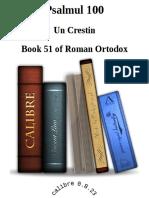Psalmul 100 - Un Crestin.epub