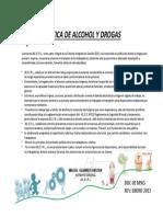 POLITICA Alcohol y Drogas Jkl 2015
