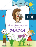 Poezii pentru mama
