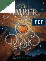 Amber & Dusk Excerpt