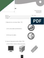 Evaluaciones informatica