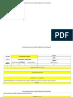 Prograna Analitico Proyecto Nacional y Nueva Cidadania