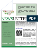 INSOAP Newsletter 02 Octubre