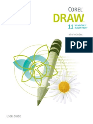 CorelDRAW 11 and Corel RAVE 2 User Guide | Operating System