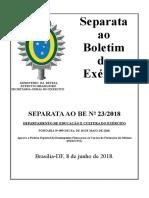 PORTARIA 99 DECEX