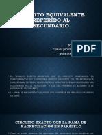 Circuito Equivalente Referido Al Secundario (1)